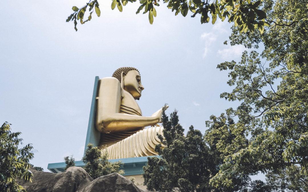 Sri Lanka – Train, Kandy, Dambula, Sigiriya et Anuradhapura