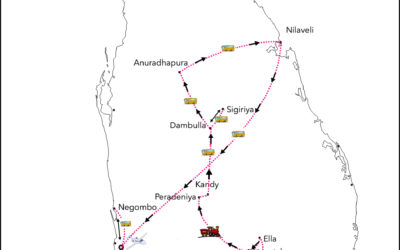 Sri Lanka – Bilan, infos et Itinéraire