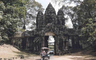 CAMBODGE – Siem reap Angkor wat