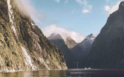 NOUVELLE ZELANDE – Milford sound et Te Anau