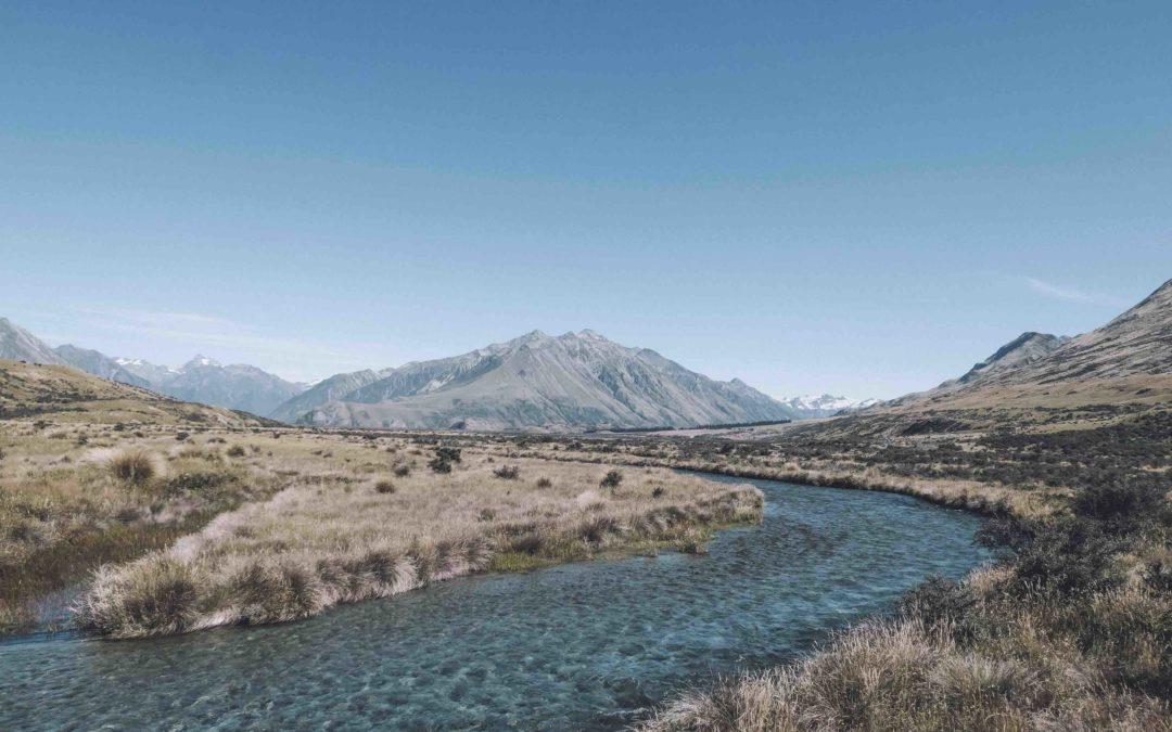 NOUVELLE ZELANDE – Mont Sunday