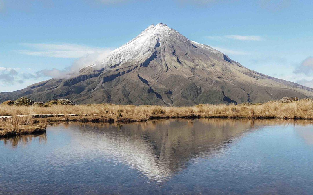 NOUVELLE ZELANDE – Taranaki – Ile du nord