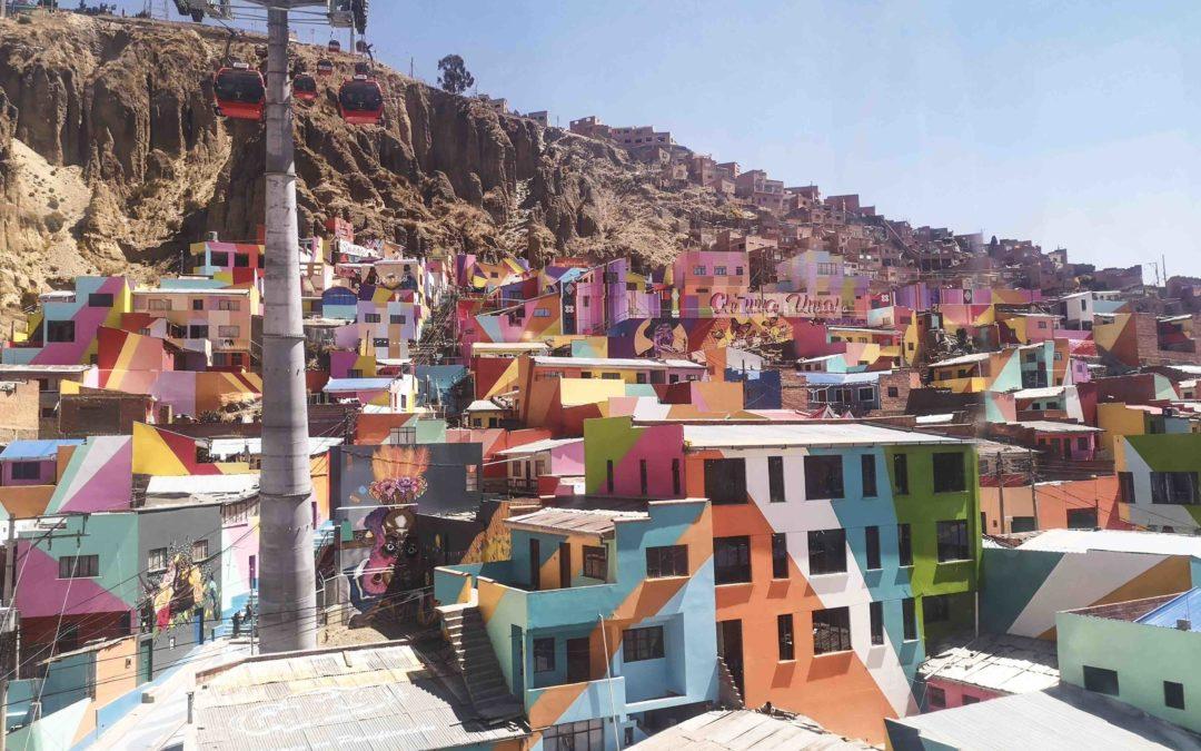 BOLIVIE – La Paz