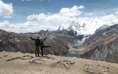 PEROU – Trek 4 jours mini Huayhuash, Huaraz