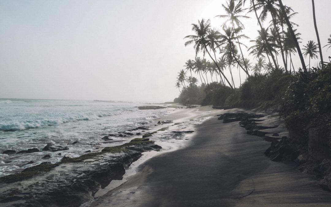 Sri Lanka – Negombo à Weligama