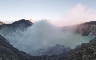 INDONESIE – Bromo et Kawah Ijen + passeport perdu