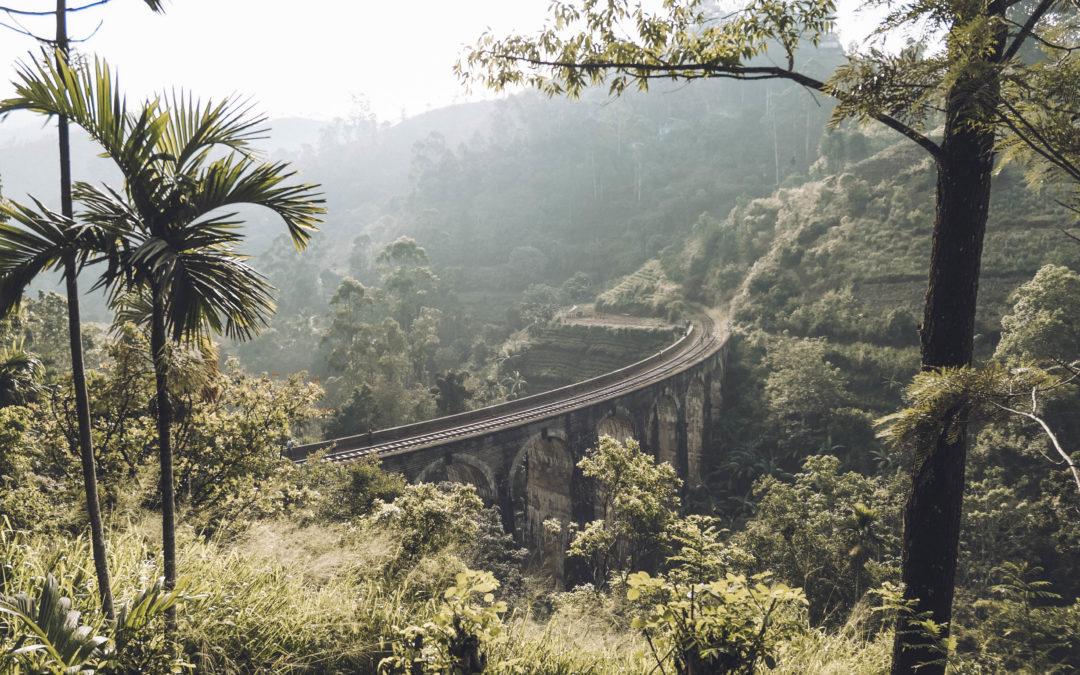 Sri Lanka – Plantations de thés et le fameux train