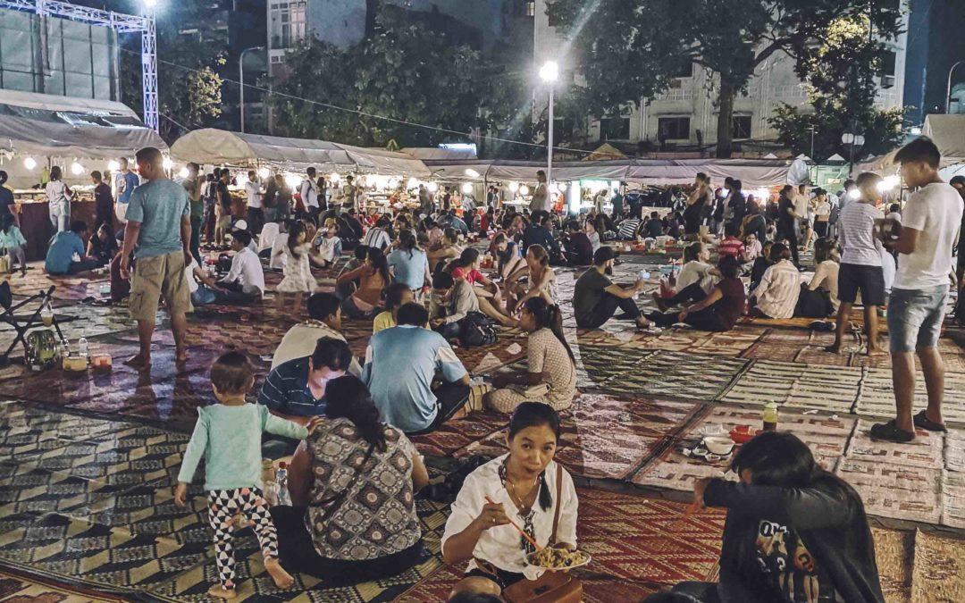 CAMBODGE – Phnom Penh