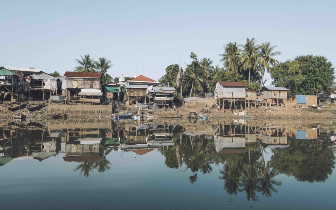 CAMBODGE – Battambang + bateau pour Siem reap