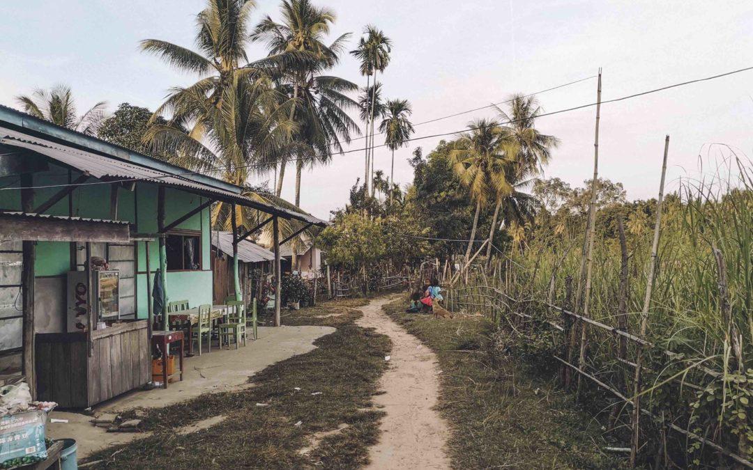 LAOS – 4000 Îles , Don det, Don Khon