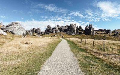 NOUVELLE ZELANDE – Arthur's pass