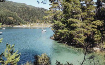 NOUVELLE ZELANDE – Nelson lake, Marlborough, Abel tasman, cape Farewell