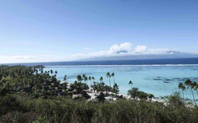 POLYNESIE FRANCAISE – MOOREA en camping?