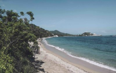 COLOMBIE – Parc Tayrona -Santa Marta – Minca