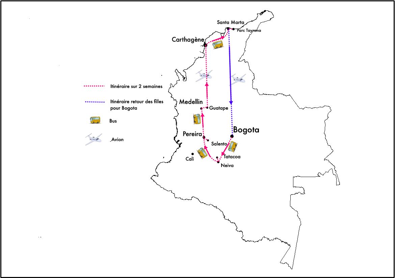 Colombie 2 semaines1