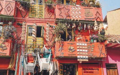 COLOMBIE – Raquira stage de poterie